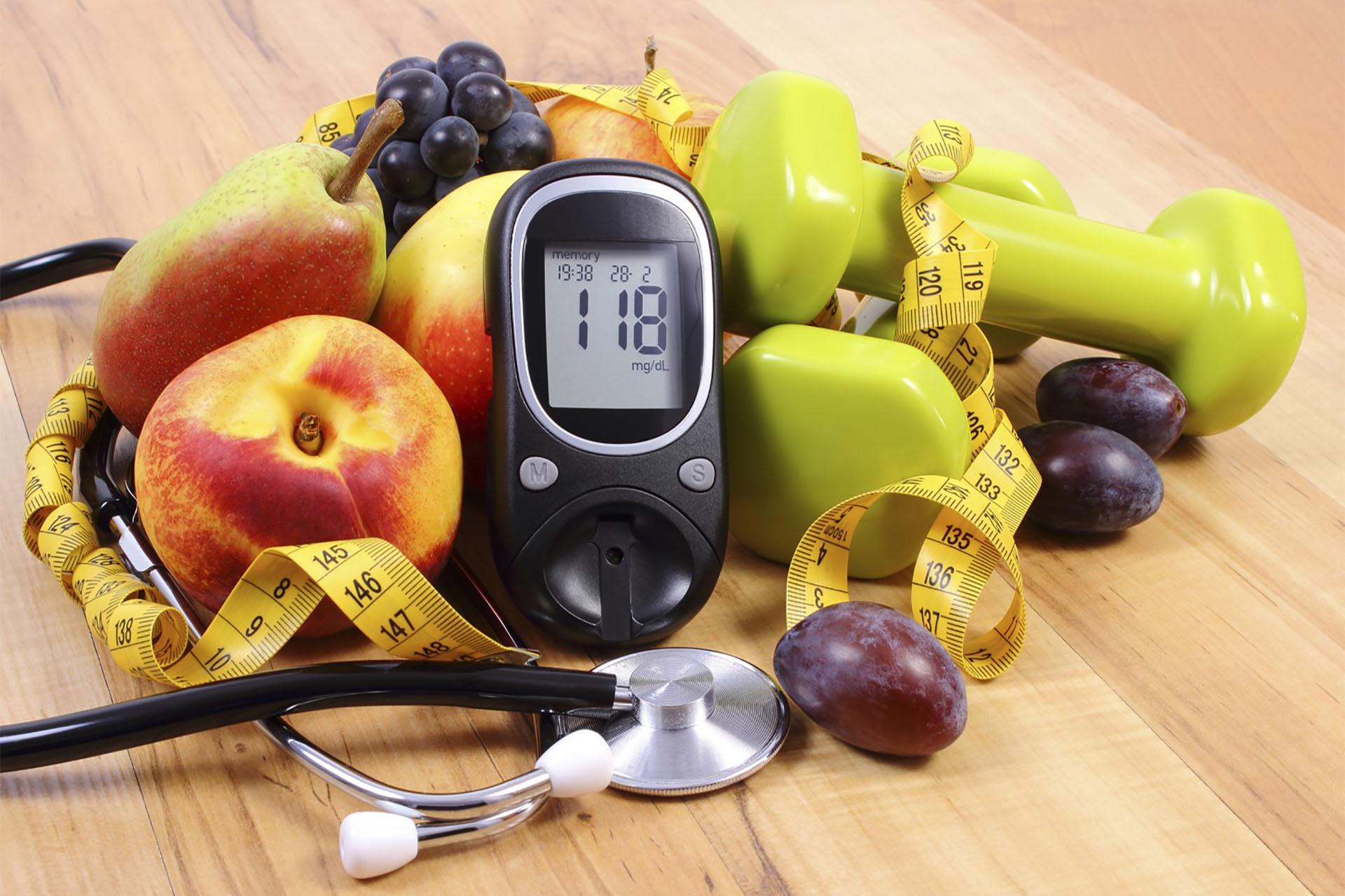 Diabetes e Alimentação